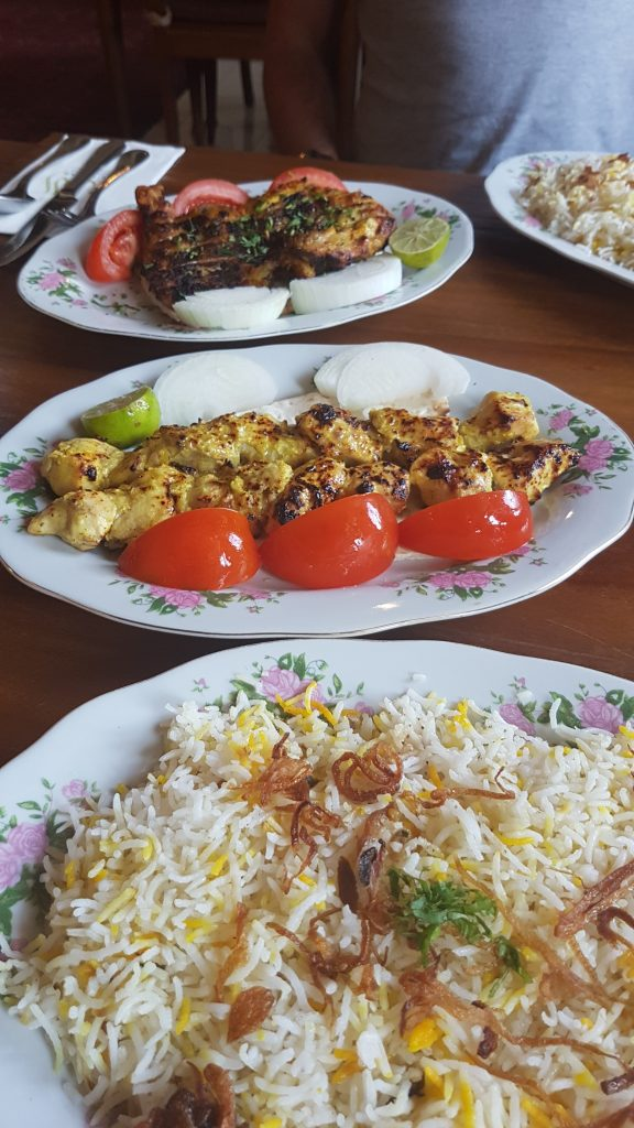 al fanar restaurant review